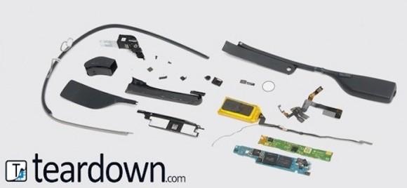 Google Glass: i suoi componenti valgono 8o dollari