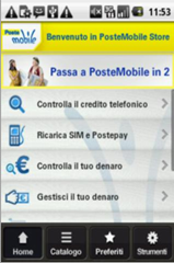PosteMobile Store - Android Market
