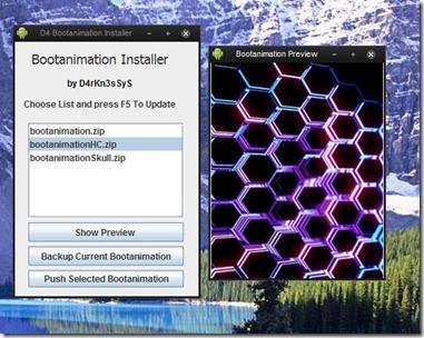 bootanimation-installer