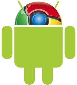 how to stop the ad on chrome android