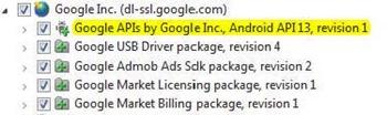 Android-SDK-3-2-API-13