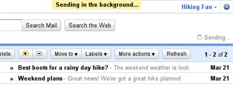 gmail-invio-in-background