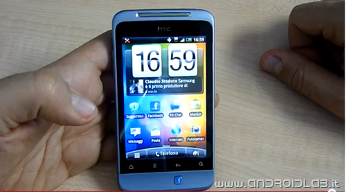 Video Recensione HTC Salsa by Androidlab.it