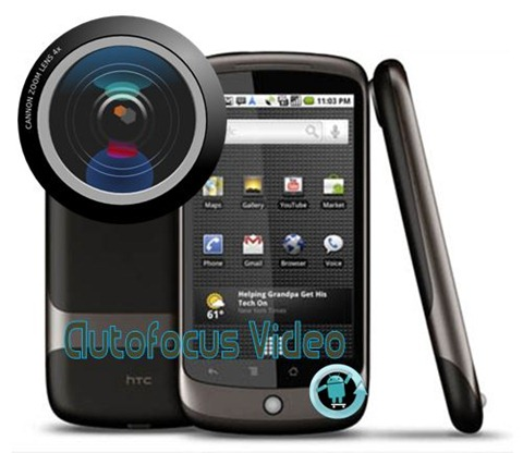 Autofocus-Video-Nexus-One